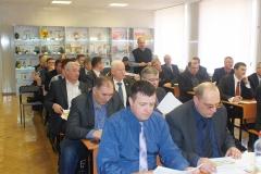 Отчетное зам глав Муниципальных образований ЛО в УМЦ